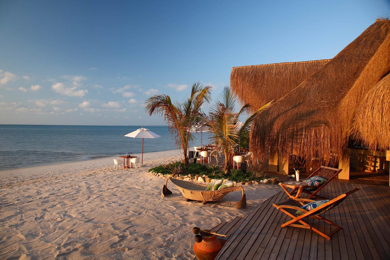 Africa beach holidays