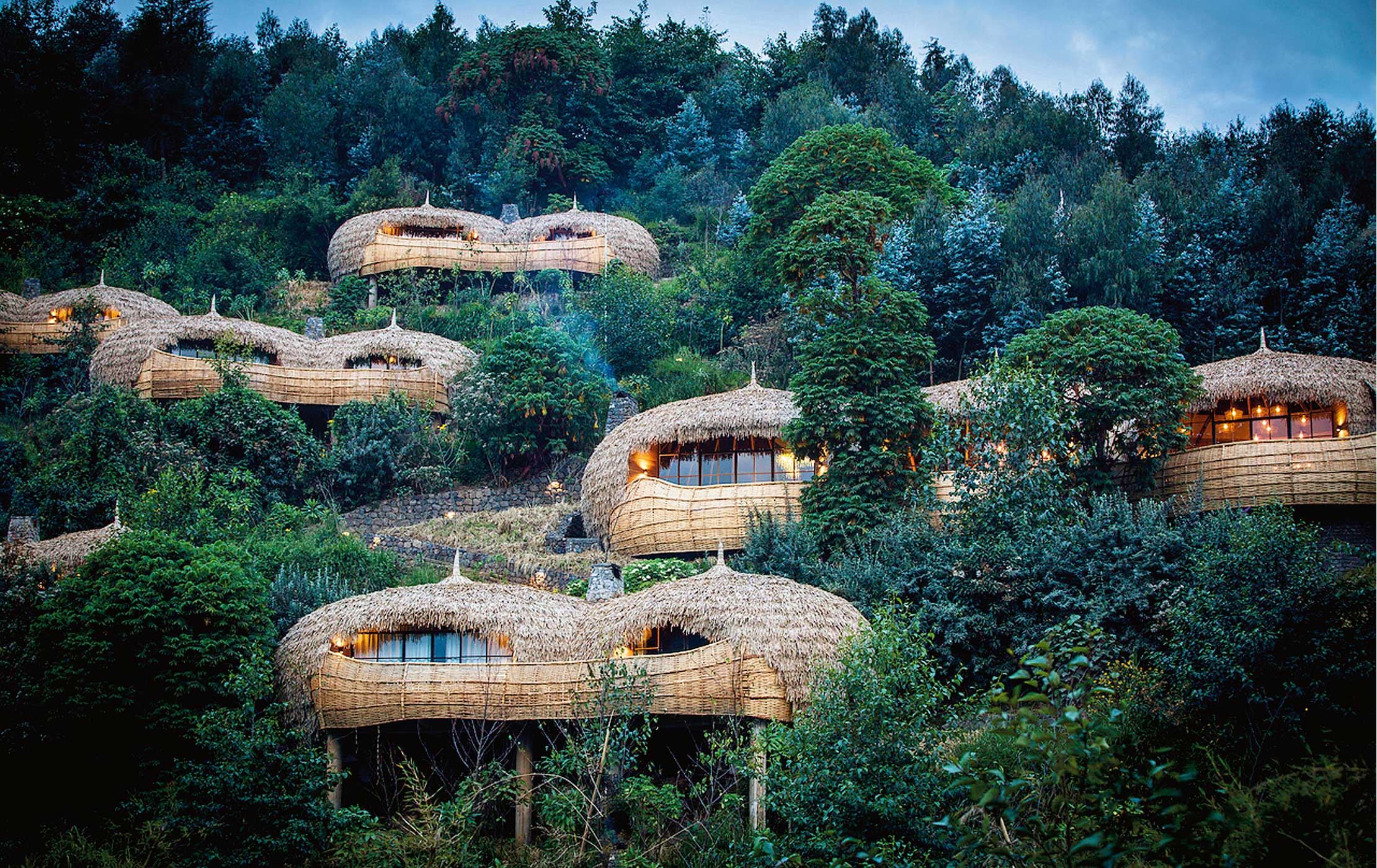 Africa accommodations
