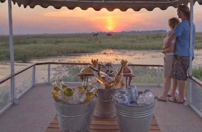 Africa honeymoon wedding safaris