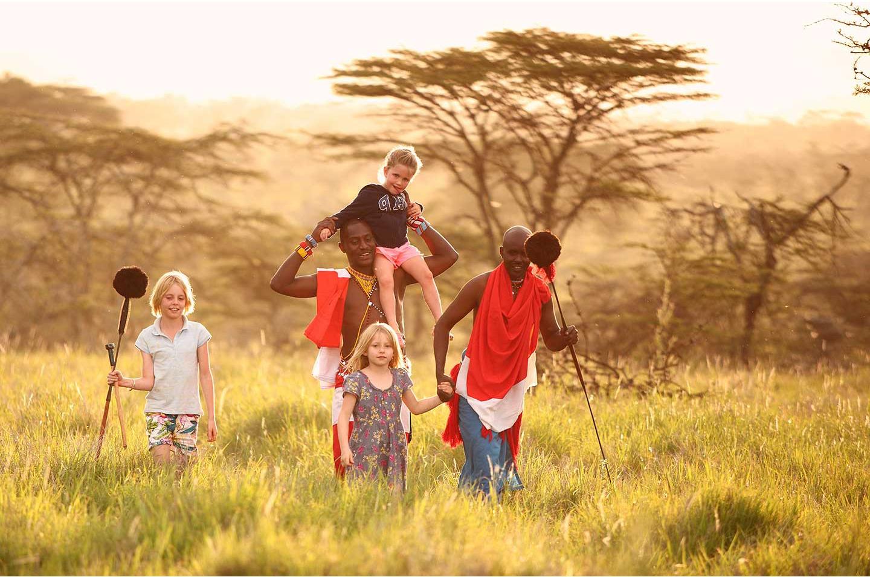 Africa family festivals